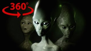 Download 360° ALIEN ABDUCTION - HORROR in VR 4K Video