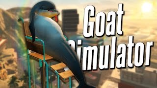 Download WHEELCHAIR DOLPHIN | Goat Simulator PayDay DLC #1 Video