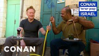 Download Conan Goes Hookah Shopping In Bethlehem - CONAN on TBS Video