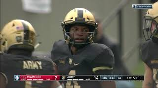 Download Highlights: Army Football vs Miami (OH)10-20-18 Video