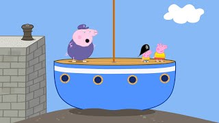 Download Peppa Pig Full Episodes |Sailing Boat #27 Video