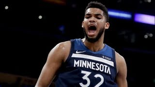 Download Karl Anthony Towns $190M Super-Max Extension! 2018-19 NBA Season Video