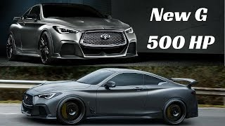 Download New Infiniti G - 500 HP Video