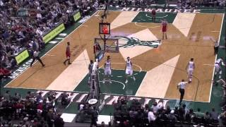 Download Bucks' Giannis Antetokounmpo ejected flagrant foul 2 on Bulls' Mike Dunleavy Jr. Video