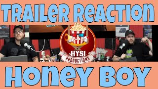 Download Trailer Reaction: Honey Boy Video