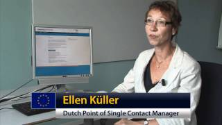 Download Points of Single Contact (Services Directive) Video