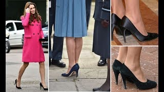 Download This is Kate Middleton secret for staying comfortable in heels Video