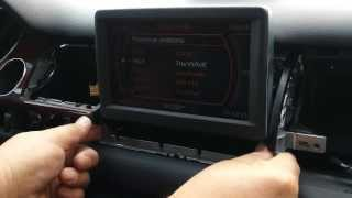 Download How to Remove Navigation Display from 2004 Audi A8 for Repair. Video