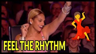 Download Top 7 ″Judges Can't Sit″ It's Too Much FUN... Let's Dance Moments On Got Talent UK! Video