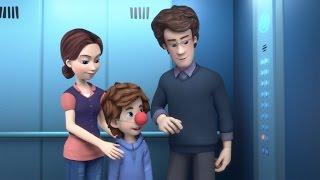 Download Фиксики - Лифт | Познавательные мультики для детей Video