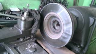 Download Brake Disc Fixing after they were not straight anymore.... Video