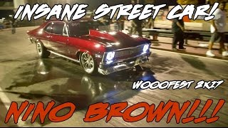 Download INSANELY FAST AND CLEAN STREET CAR NITROUS NOVA AT WOOOSTOCK MAKES A HELL OF A PASS!! Video