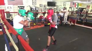 Download Shawn Porter vs Devin Haney sparring session Video