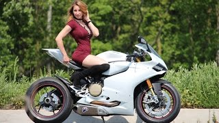 Download Picking Up a Ducati 1199 Panigale S!!! Video