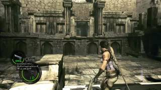 Download XxRisingLightnxX and Majid651651 in Resident evil 5 Enjoy Video