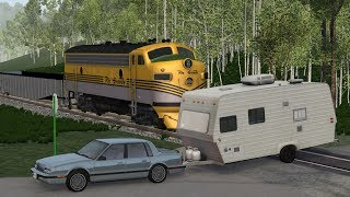 Download Train Accidents 5 | BeamNG.drive Video