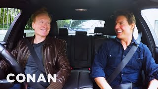 Download Conan Drives With Tom Cruise Video