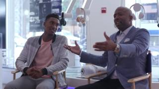 Download JBL Draft VIP Lounge: Malik Monk and Kenny Smith Video