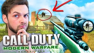 Download HOW DID HE GET THERE? - (Modern Warfare Remastered LIVE w/ Ali-A) Video