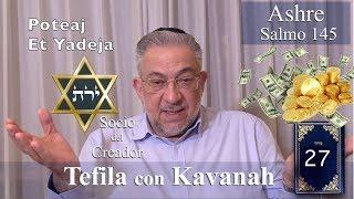 Download Kabbalah: la Tefila con Kavanah - clase 27 Ashre Yosheve Beteja para el Dinero Video