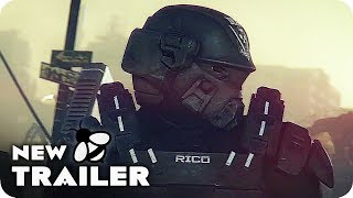Download STARSHIP TROOPERS: TRAITOR OF MARS Trailer (2017) Animated Starship Troopers Sequel Video