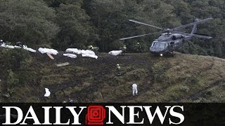 Download Crewmember In Colombia Plane Crash Talks About His Survival Video