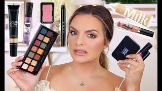 Download TRYING NEW MAKEUP!! HITS & MISSES! | Casey Holmes Video