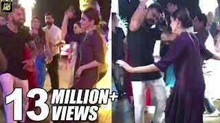Download Virat Anushka's CUTE Dance At Yuvraj Singh's Wedding 2016 LEAKED Video