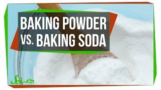Download What's the Difference Between Baking Powder and Baking Soda? Video