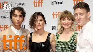 Download Castle in the Ground TIFF Premiere - Neve Campbell, Imogen Poots, Alex Wolff & more Video
