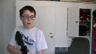 Download KID SHOOTS SCREEN WITH AIRSOFT GUN Video