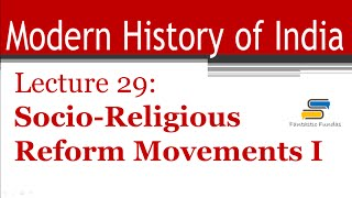 Download Lec 29 - Socio-Religious Reform Movements [I] with Fantastic Fundas | Modern History Video