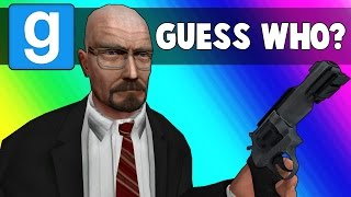 Download Gmod Guess Who Funny Moments - Walter White Edition (Garry's Mod) Video
