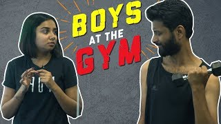 Download Types Of Guys At The Gym | MostlySane Video