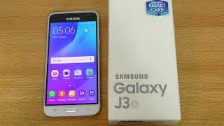 Download Samsung Galaxy J3 (2016) - Unboxing & First Look (4K) Video