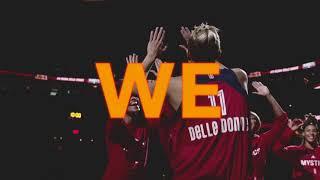 """Download WNBA """"Take A Seat, Take A Stand"""" Video"""