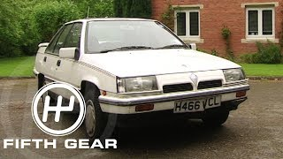 Download Fifth Gear: The Experiment With Old Banger Cars (Proton Sport) Video
