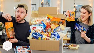 Download British People Trying Polish Candy - In The Kitchen With Kate Video