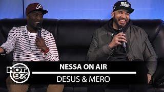 Download Desus & Mero Talk Kendall Jenner Pepsi Ad, Trump's Tweets + The Bronx Video
