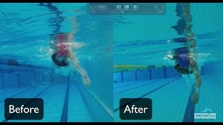 Download How To Swim 20 Seconds Faster (Per 100m) Video
