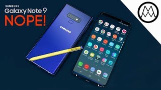 Download Why you might want to skip Samsung Note 9. Video