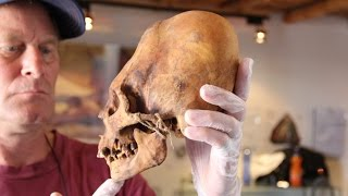 Download Tombs Of the Elongated Skulls Of Paracas Peru Video