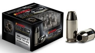 Download Barnes TAC XPD Ammunition - Shot Show 2013 Video