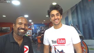 Download Q&A with Mumbiker Nikhil #DinosVlogs Video