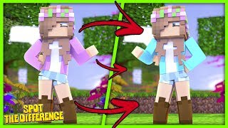 Download SPOT THE DIFFERENCE! | Minecraft Little Kelly Plays Video