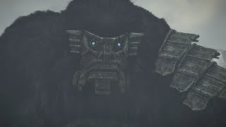 Download Shadow of the Colossus PS4: Colossus #15 Argus Boss Fight Video