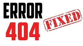 Download Error 404 not found - The Requested URL was Not Found on This Server Video