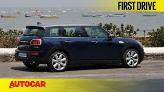 Download Mini Cooper S Clubman | First Drive | Autocar India Video