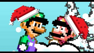 Download Mario & Luigi's Snowball Frenzy Video