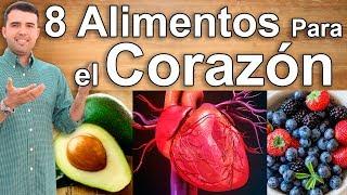 Download Alimentos Para Cuidar y Evitar Ataque al Corazón - Comidas Para Bajar el Colesterol y Evitar Infarto Video